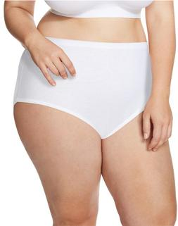Just My Size Cool Comfort™ High-Waist Women's Cotton Brief