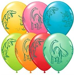 "Custom, Fun & Cool {Medium 11"" Inch} 5 Pack of Helium & Ai"