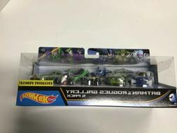 dc comics batman and rogues gallery vehicle