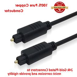 Digital Optical Audio Cable Toslink for Amplifiers Blu-ray P