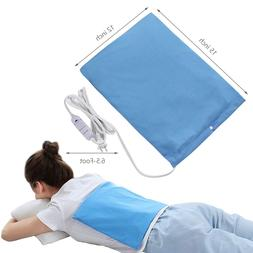 Milliard Electric Therapy Heating Pad for Fast Pain Relief -