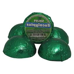SALUS EUCALYPTUS 5 PACK SHOWER BOMBS ★ NATURAL Shower Arom