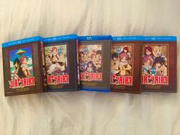 Fairy Tail Collection 1-5 Blu-Ray & DVD Combo Packs