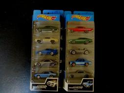 Hot Wheels Fast & Furious 2018&2019 5 Pack Sets Sealed Unope