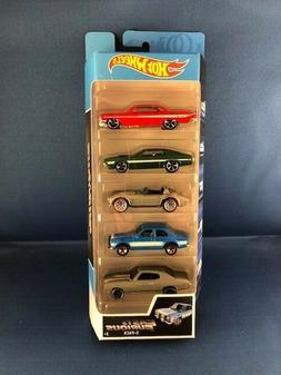 HOT WHEELS FAST & FURIOUS 5-PACK Impala Gran Torino Corvette