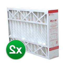 Replacement Honeywell 16x25x5 AC Furnace Media Air Filter ME