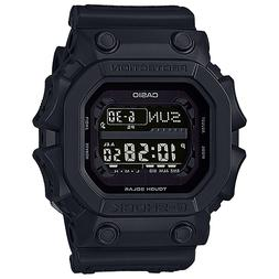 Brand New Casio G-Shock Black Out Solar Multi Function GX56B