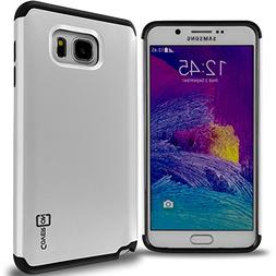 Galaxy Note 5 Case, CoverON  Slim Dual Layer Armor Hard Cove
