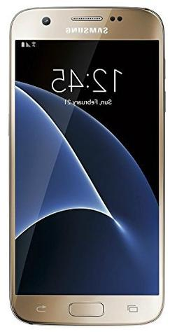 Samsung Galaxy S7 G930A 32GB Gold Platinum - Unlocked GSM