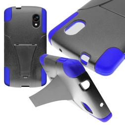 Google Nexus 5 Case, CoverON for LG Google Nexus 5 Hybrid Ki