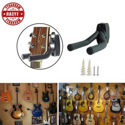 Guitar Hangers 5 Pack Wall Mount Hooks Stand Holder Metal Di