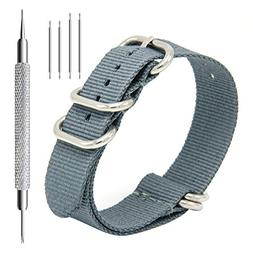 CIVO Heavy Duty G10 Zulu Military Watch Bands NATO Premium B