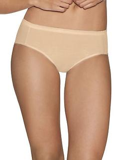 Hipster 5-Pack Panties Hanes Ultimate Comfort Cotton Womens