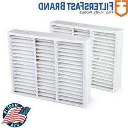 """FiltersFast Compatible Replacement for Honeywell 16"""" x 25"""" x"""
