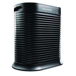 Honeywell True HEPA Air Purifier, 465 sq ft, Black