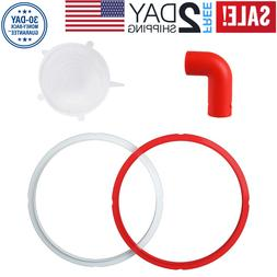 Instant Pot Accessories for 5/6 Qt - 2 Pack Sealing Gasket R