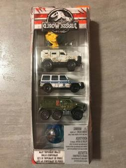 Island Transport Team • Jurassic World 5-Pack | Matchbox 2