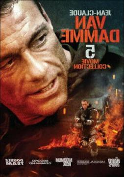 Jean-Claude Van Damme: 5 Movie Collection  2 Pack