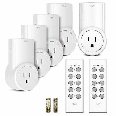 Etekcity 1,3,5 Pack Wireless Remote Control Electrical Light