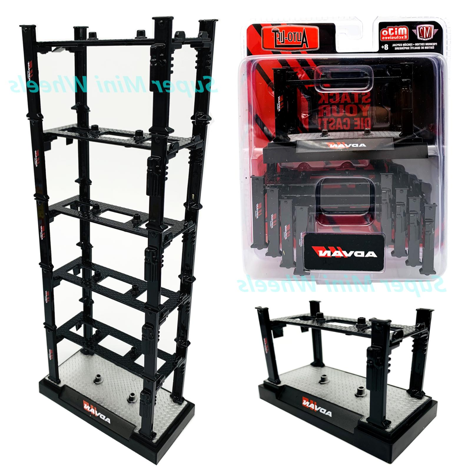 1 64 auto lift advan yokohama stackable