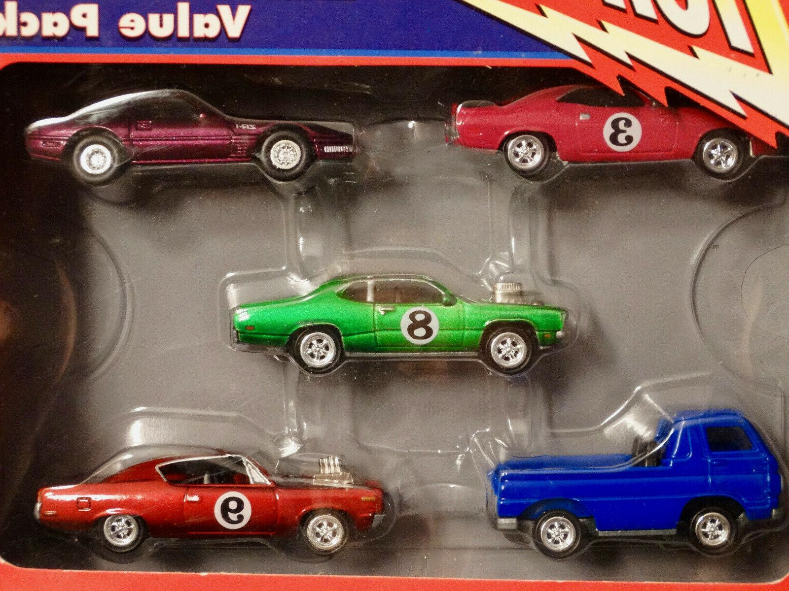 Johnny Exclusive 5 Car Value Pack item #35707
