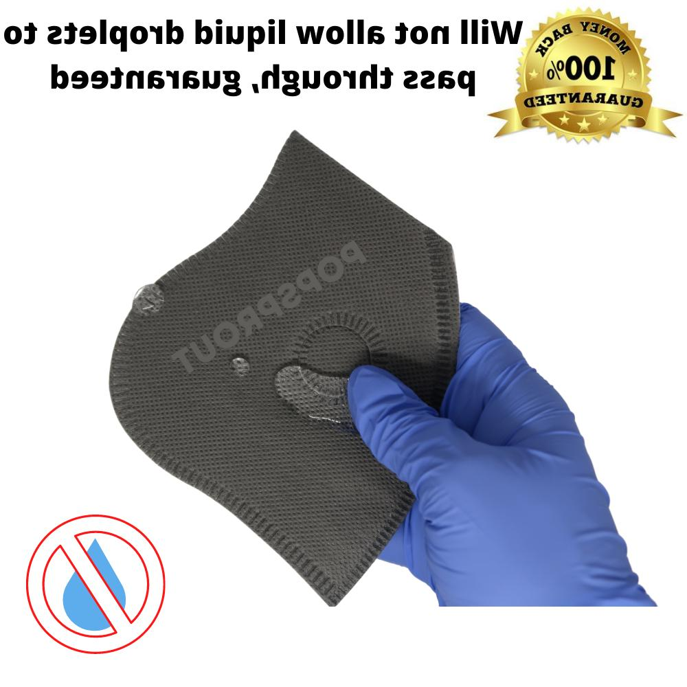 30-100 Layer BULK Wholesale Carbon Cycling Mask Replacement