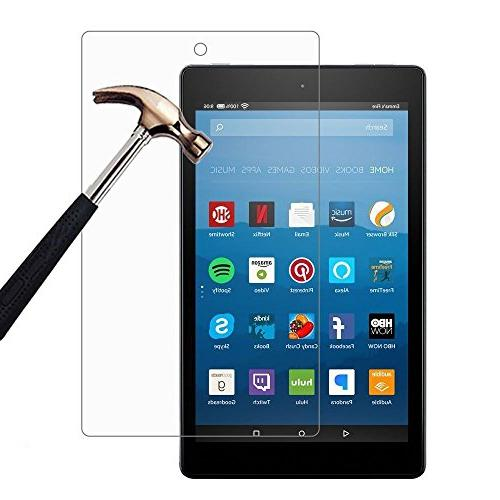 for HD Screen 2018 8.0 Inch Ultra Clear, Kids Proof Protective Film Shield for Kindle / Edition