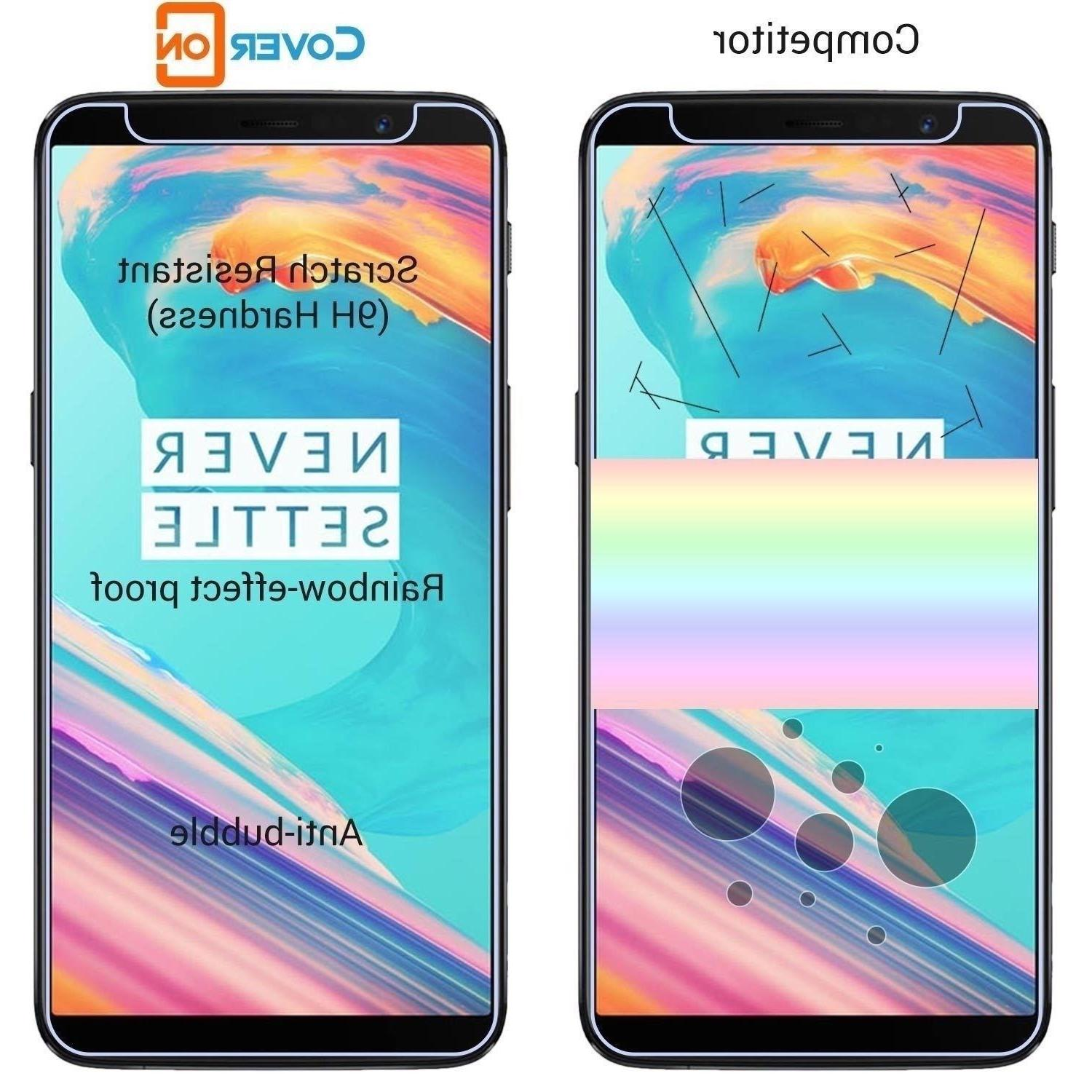 2 Pack of for OnePlus 5T
