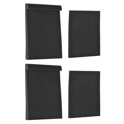 "2 Pack Speaker Isolation Acoustic Pads Max. 9.6"" 7.7"" D5J5"