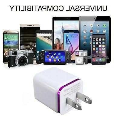 2-Port 2.1A Charger ML Portable Travel