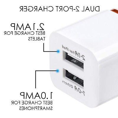 2-Port 2.1A USB Charger ML Travel