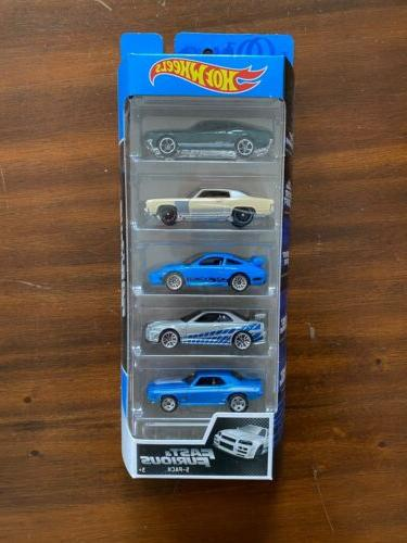 2020 fast furious 5 pack mustang monte