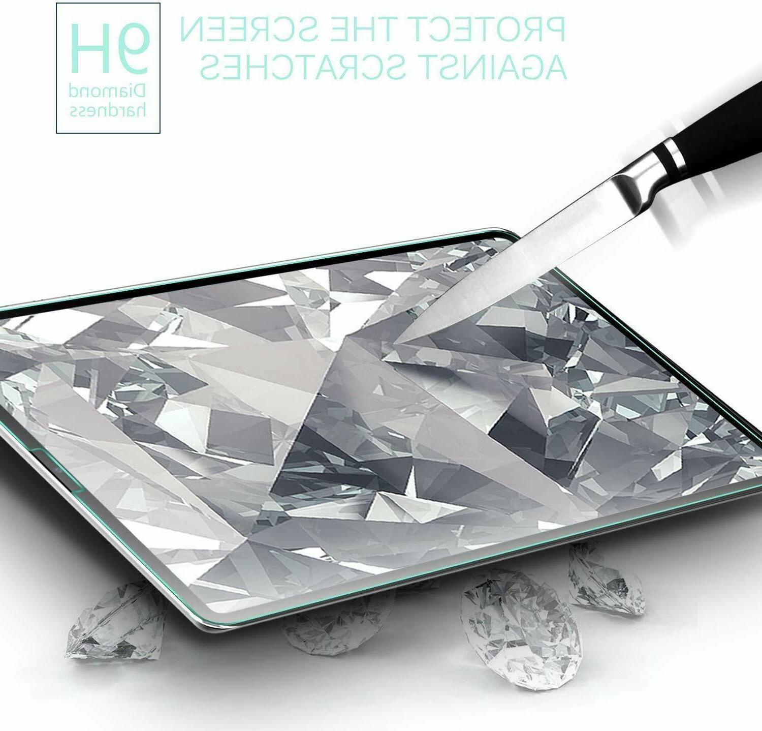 2PACK Tempered Glass Protector For iPad 6th Pro 9.7""