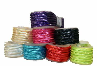 3 pack 5ft nylon braided charging charger
