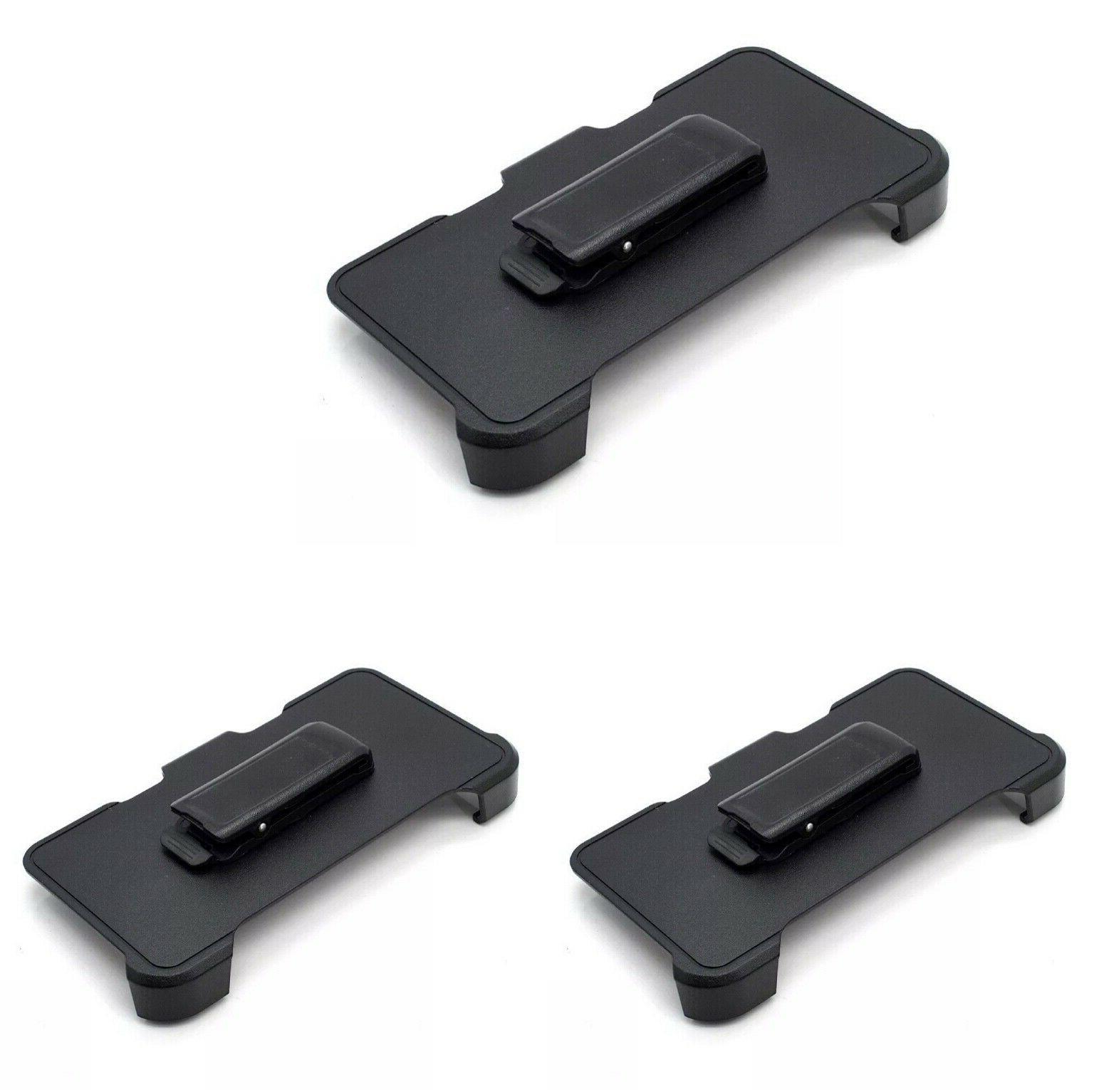 3 pack replacement belt clip holster