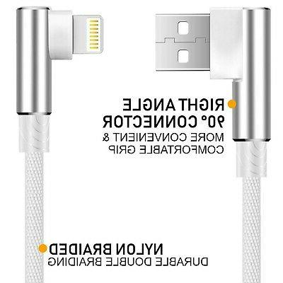 3 Pack USB Cable Cord 12 11 X SE