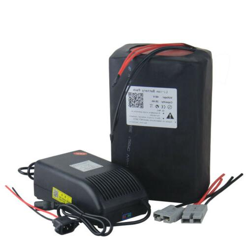 48v28AH Li-ion Lithium Battery Pack for 1500W Electric scoot