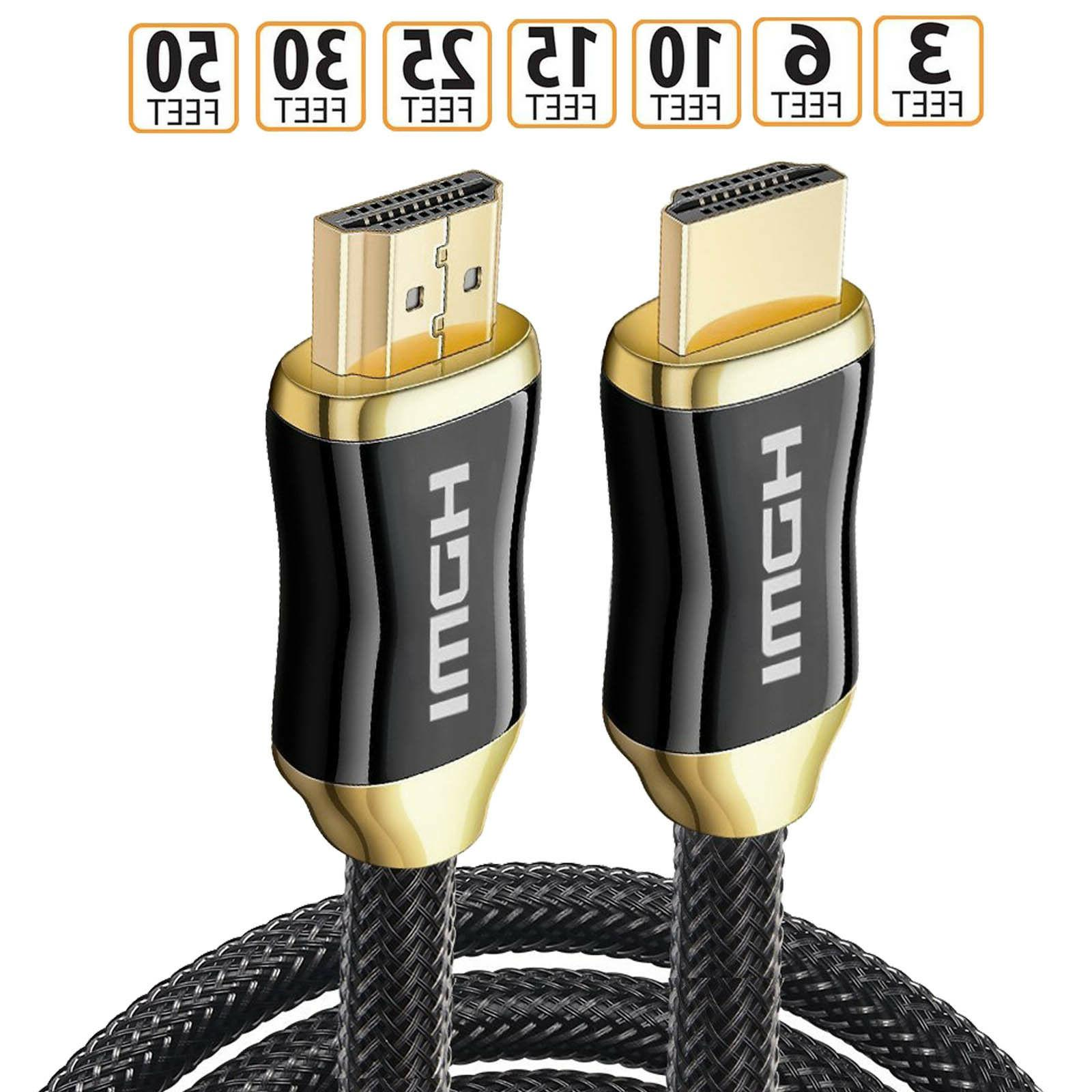 For UHD TV Cable 4K