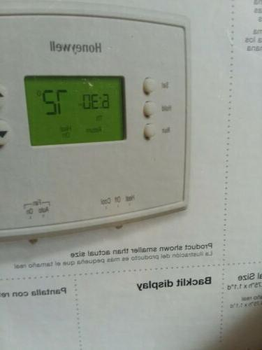 Honeywell Day Thermostat