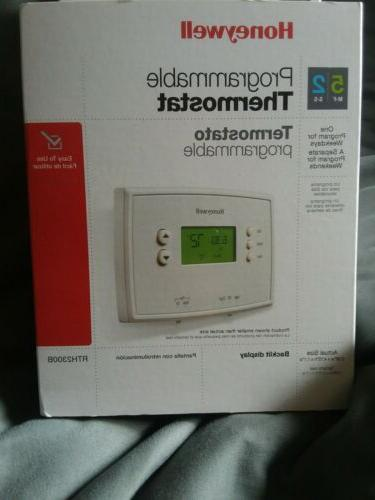 Honeywell Thermostat 4