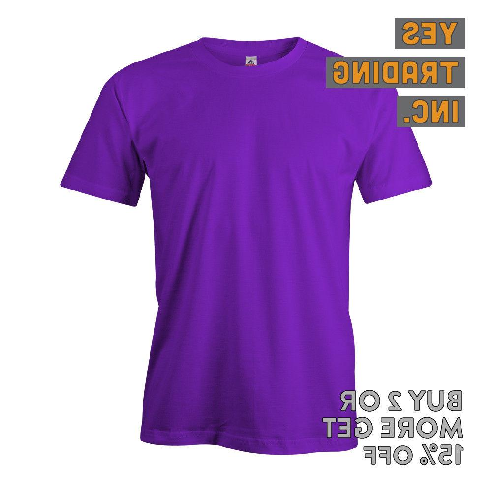 5 AAA 1301 MENS SHIRT PLAIN SHIRTS TEE