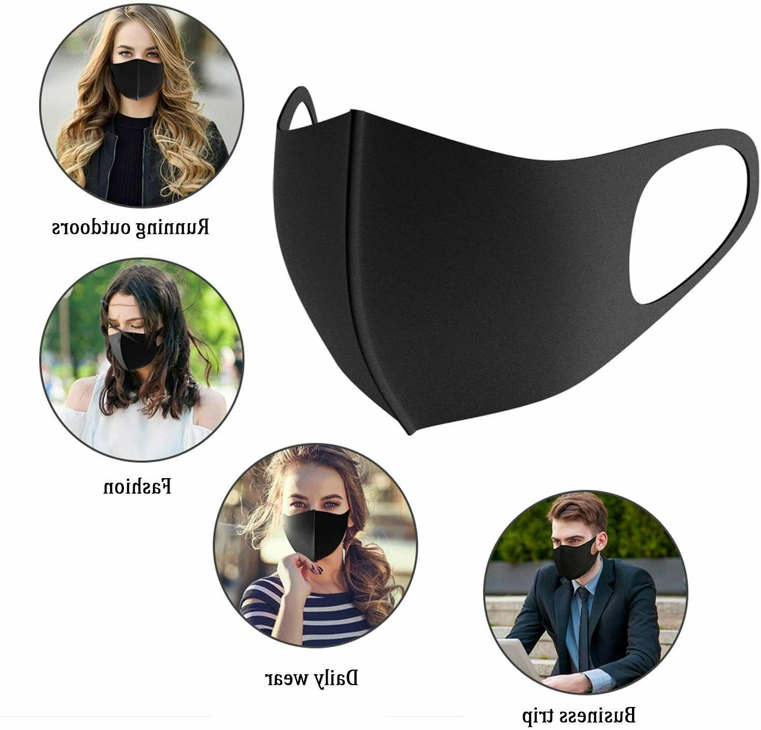5-PACK Face Mask Adult IN USA