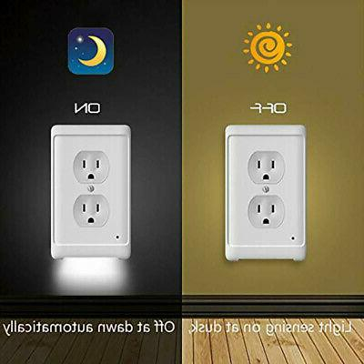 5Pack/Set Night Cover Led