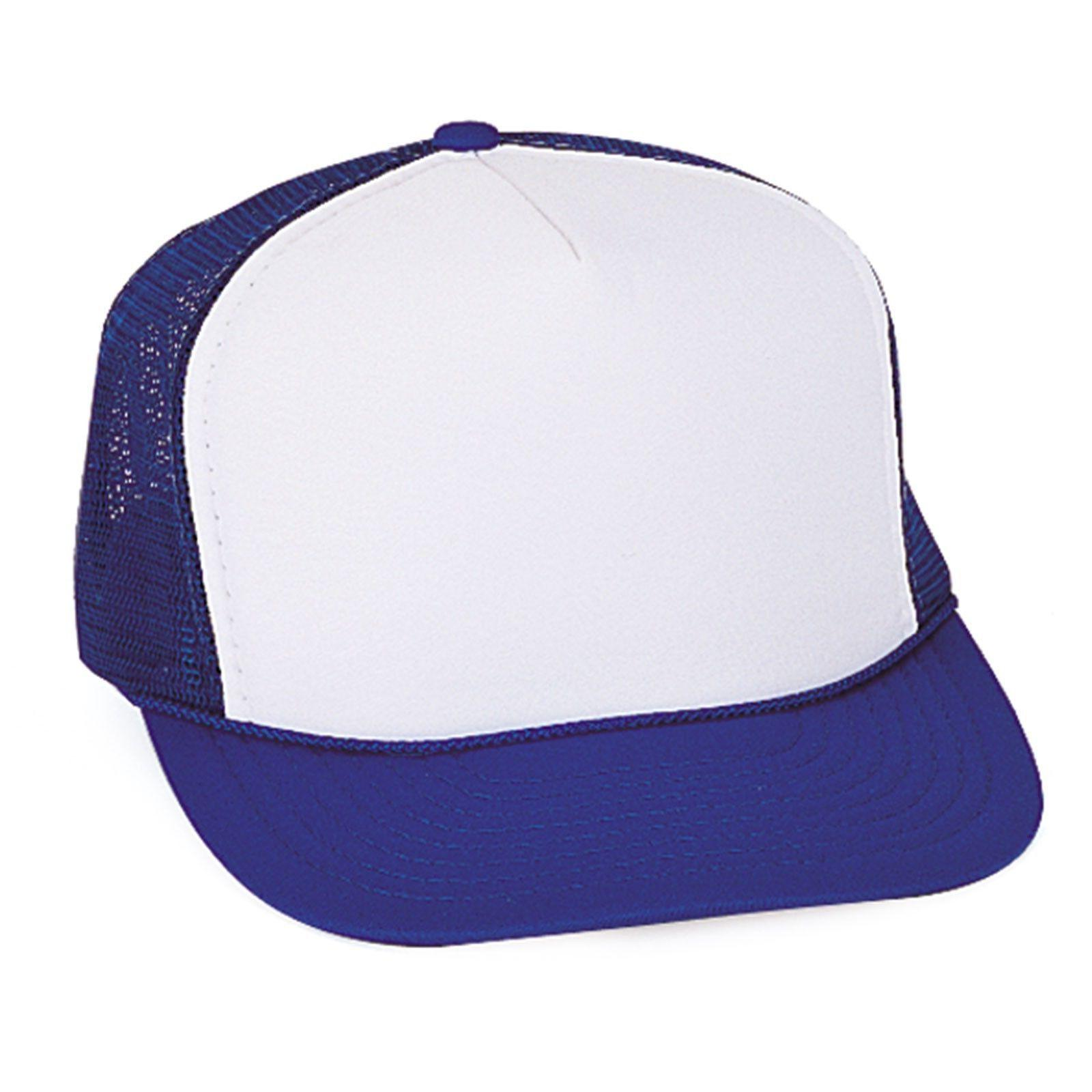 5 Pack Trucker Hats Blank Youth Wholesale