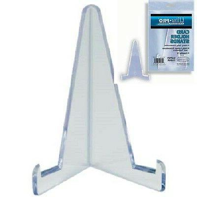 5 pack ultimate card stands put your
