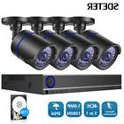 5in1 Home Security Camera System  AHD HD 1080N IR Outdoor CC