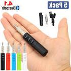 5PACK Bluetooth 4.1 Receiver 3.5mm Wireless Audio Adapter Ha