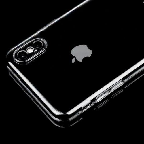 5Pack Hard Plastic Crystal Clear Case Slim Transparent Thin