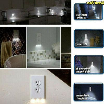5Pack/Set Night Cover Wall Led Night