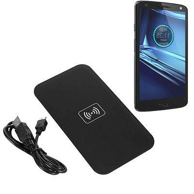 QI Wireless Charging Charger Pad For Motorola DROID TURBO 2n
